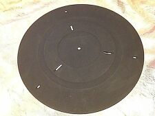 SONY PS-LX3  4 OR 5 TURNTABLE RUBBER PLATTER MAT