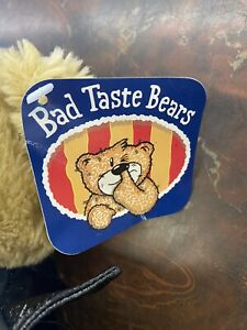 "Bad Taste Bears ""Willy"" Bear (Flasher) Soft Toy Plush with tags - Adults Only"