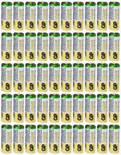50 GP A23 GP23AE 21/23 23A MN21 GP23 23AE 12v Alkaline Zero Mercury Batteries