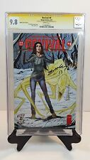 9.8 CGC SS REVIVAL #9 C2E2 2013 VARIANT SIGNED SEELEY NORTON CBLDF ONLY 500