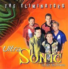 Ultra Sonic Surf Guitars Eliminators Audio CD