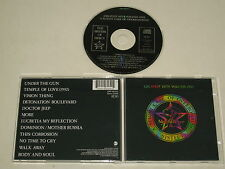 THE SISTERS OF MERCY/A SLIGHT CASE OF OVERBOMBING(EASTWEST/4509-93579-2)CD ALBUM
