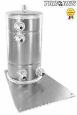 AN-10 /AN-8 3.0 Ltr Direct To Twin Bosch 044 Aluminium Fuel Surge Swirl Pot Tank