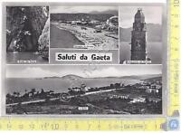 Gaeta - Saluti - Greetings - 1962 - Cartolina - Postcard - Viaggiata - Used
