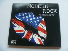 MODERN ROCK ALTERNATIVE  WEST ONE TRI FOLD  RARE LIBRARY SOUNDS MUSIC CD