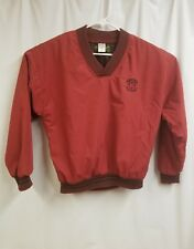 United States Golf Academy Long Sleeve Pullover Jacket. Youth Size S. Preowned.
