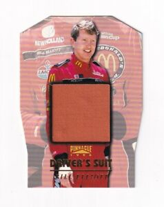 1996 Pinnacle DRIVER'S SUIT RED #DS1 Bill Elliott SWEET & SUPER SCARCE!