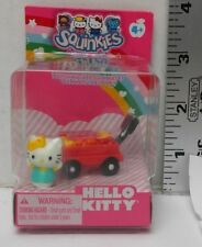 Hello Kitty Squinkies Set New Sealed Pack 2012 Blip Toys Wagon