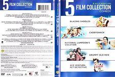 Best of Warner Bros.: 5 Film Collection - Comedy (DVD, 2013, 5-Disc Set)