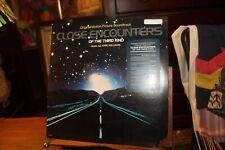 Vintage 33 Lp Soundtrack Close Encounters of The Third Kind