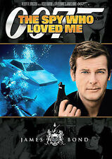 The Spy Who Loved Me, New DVD, Michael Billington, George Baker, Bernard Lee, Ge