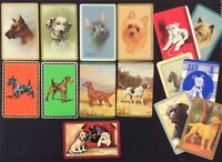 Swap Playing Cards - Dogs Mixture - 15 Cards