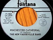 """El nuevo vodevil Band-Vinilo catedral de Winchester 7"""""""