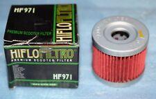 1 filtre à huile Hiflofiltro HF971 SUZUKI 125 200 400 BURGMAN 150 SIXTEEN