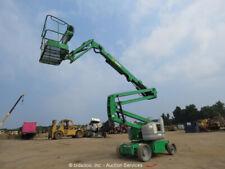 2011 Genie Z4023n 40 5 Electric Articulating Boom Lift Man Aerial Jib Bidadoo
