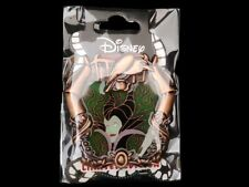 Disney Pin DSSH – Stained Glass Villainess Frames – Maleficent LE 400