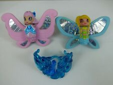 Poupée WINX mini fée volante bracelet bleu CHATTA et TUNE