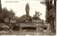 Essex: North Bridge, Colchester - B/W - Posted 1918