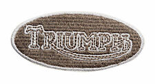 Triumph Motorcycle Badges and Patches
