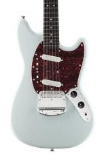 FENDER SQUIER vintage modifié MUSTANG guitare électrique, accoustique bleu, (