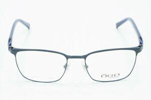 OGA Morel 10072O Blue BG09 Metal Eyeglasses Frame 56-19-145 France New