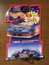 Hot Wheels Barbie Car 1998 KB Toys Special Edition Kyle Petty #44