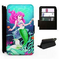 Ariel the Mermaid - Flip Phone Case Cover - Fits Iphone / Samsung