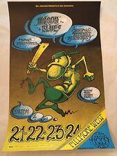 MINT Rick GRIFFIN Kelley Moody Blues 1968 Poster Bill Graham Fillmore BG 146 1st