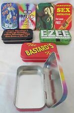 Novelty Collectable Tobacco Tins