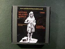 Mitches Military Models - SAS/LRDG WWII No. Africa - 120mm  #120LRDG