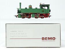 HOe Scale Bemo 1004 811 KWSTE DB Tssd 14 4-4 Steam Locomotive