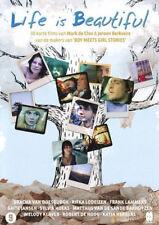 Life Is Beautiful (30 Short Films) New Pal Arthouse 2-Dvd Set Berkvens