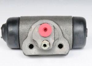 Rr Wheel Brake Cylinder ACDelco GM Original Equipment19133369
