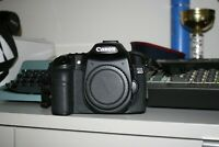 Fotocamera Canon EOS 40D reflex digitale + cf card 4gb (50d, 60d) 19.800 scatti