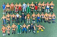 Various WWE / Wrestling Action Figures - Multi Listing - Jakks / Mattel (D)