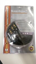 Monster Video 2 (Component Video Cable 2M)
