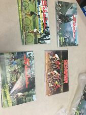 Rare Set Of schwinn bicycle catalog 1971 1972 1974 1978