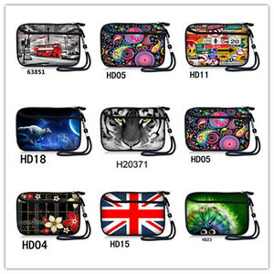 Case Bag Pouch Sleeve For Portable Hard Drive Power Bank Mobile Charger