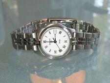 Tissot watch 1853 pr 50 Date steel quartz ladies watch J326/426