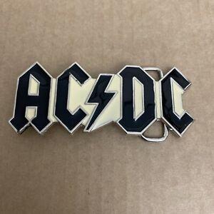 AC DC Belt Buckle - Single - 40mm Fitting