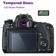 Tempered Glass Camera Screen HD Protector Cover For Canon Mark 5D2 5D3 5D4 7D2