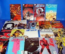 Lote de comics ASTONISHING X-MEN 19 numeros buen estado EDICION AMERICANA
