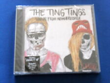 The Ting Tings - Sounds from nowheresville - CD SIGILLATO