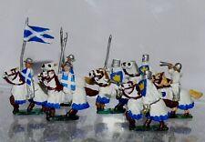 SOLDATS DE PLOMB ANCIENS 23 CAVALIERS