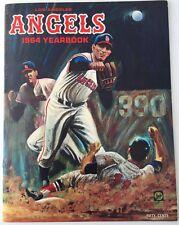 1964 Los Angeles Angels Baseball Yearbook
