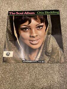 OTIS REDDING  THE SOUL ALBUM   UK ATLANTIC  1966 MONO 587011