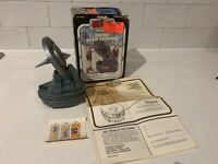 1982 KENNER STAR WARS EMPIRE SRIKES BACK RADAR LASER CANNON COMPLETE IN BOX