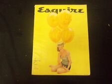 1956 FEBRUARY ESQUIRE MAGAZINE - THE COUNTRYSIDE OF EUROPE - ST 2673