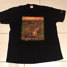 AT THE GATES - Slaughter Of The Souls - orig. Earache Shirt - large