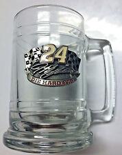 Nascar Jeff Gordon 24 Die Hard Fan Mug Stein Hand Crafted Pewter Emblem Racing